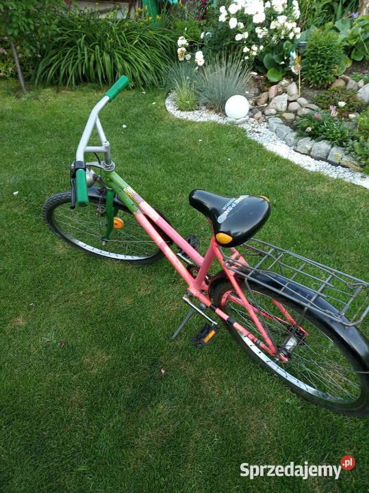 Rower młodzieżowy --okazja