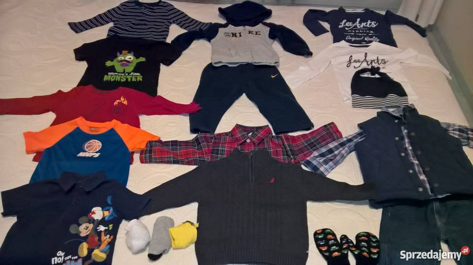 5429abe3d2 Firmowe ubranka dla chłopca 12-24 miesiące Konstantynów Łódzki ...