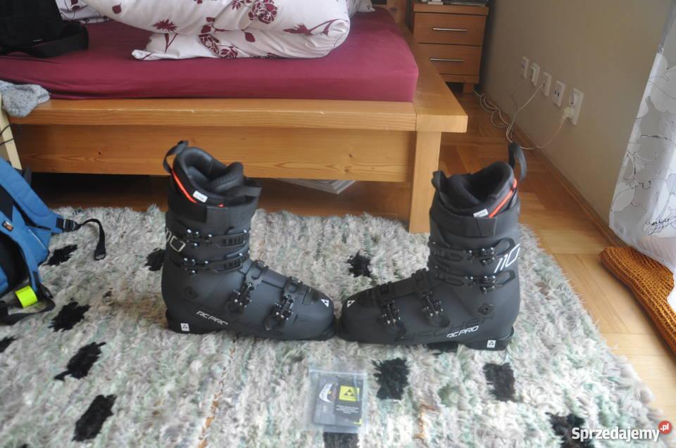 Buty narciarskie Fischer RC Pro 110 dł.st. 295 mm roz. EU 45