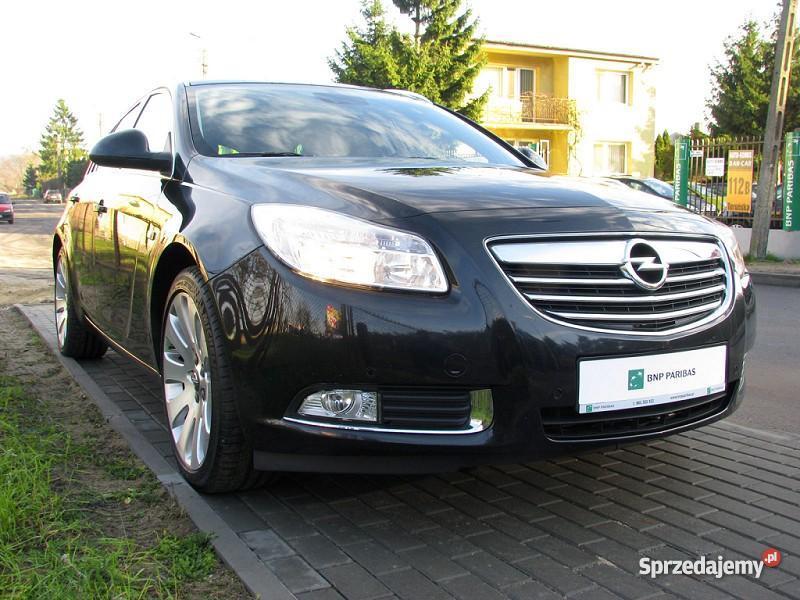 Opel Insignia manualna skrzynia biegów diesel