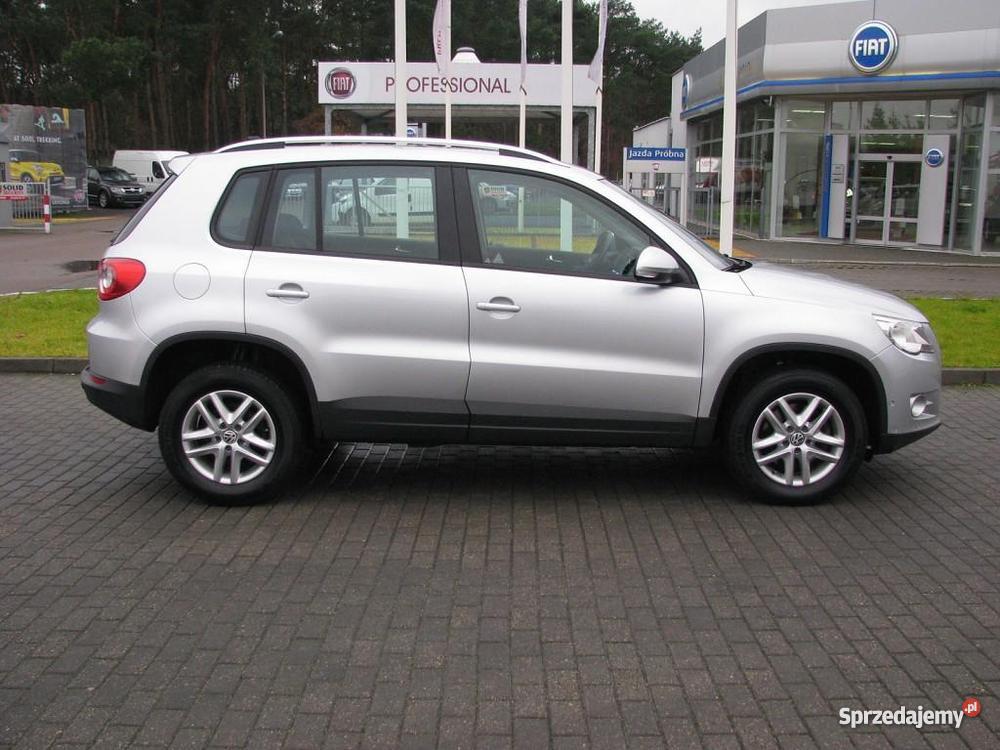 Do Volkswagen Tiguan 2009 Włocławek sprzedam