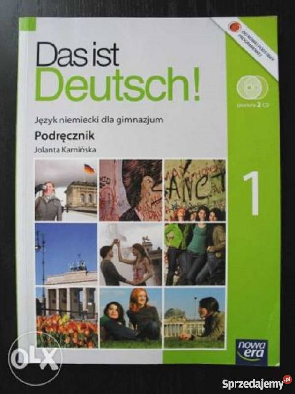 das ist deutsch podręcznik z repetytorium nowa era