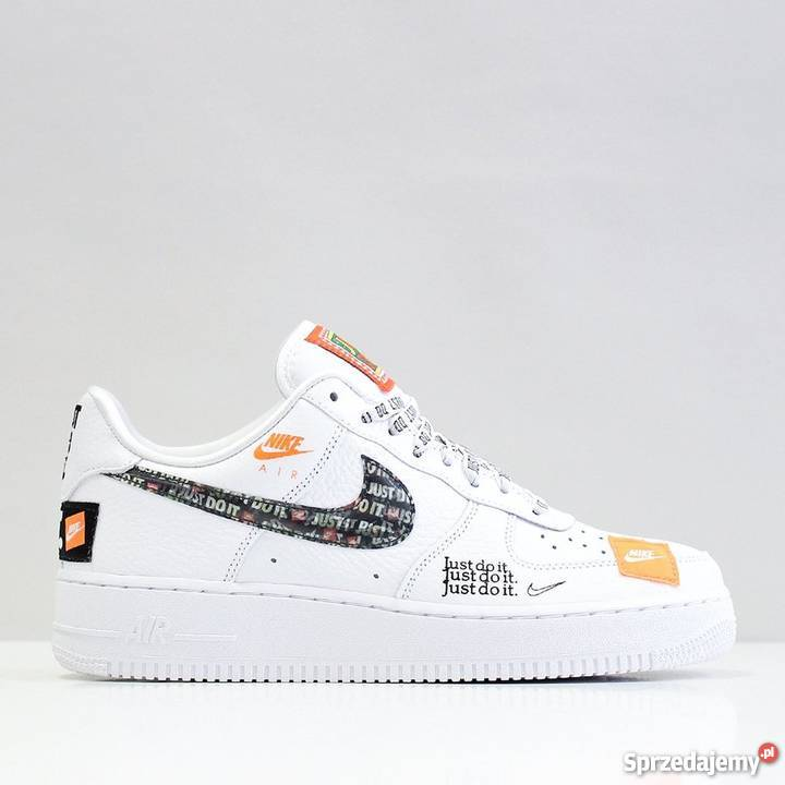 Air Force 1 Low '07 PRM 'Just Do It' in 2020 | Sneakers