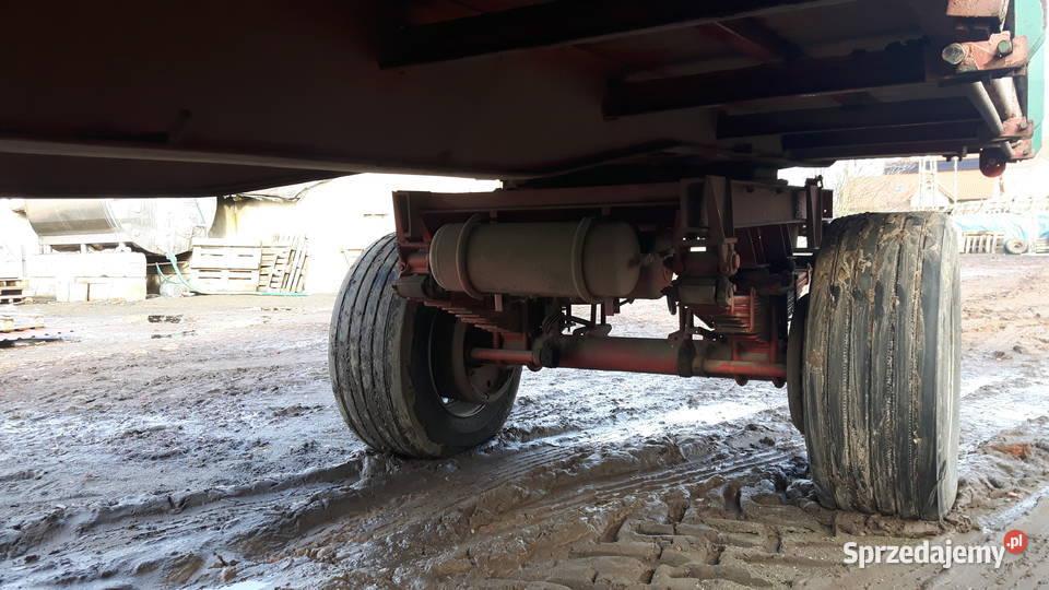 Przyczepa rolnicza HL Autosan 16T