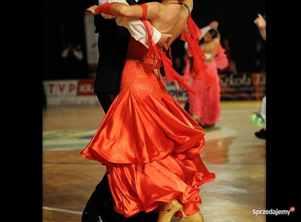936eb4193f oryginalna w bardzo dobrym stanie sukienka - taniec towarzyski ST ...
