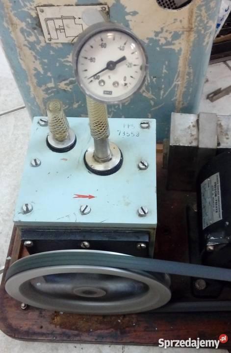 Pompa próżniowa PP5 z silnikiem zestaw Pozostałe dolnośląskie Lubin