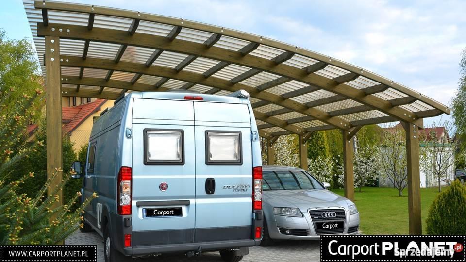 Zadaszenia na samochody wiaty garażowe wiata na Wrocław