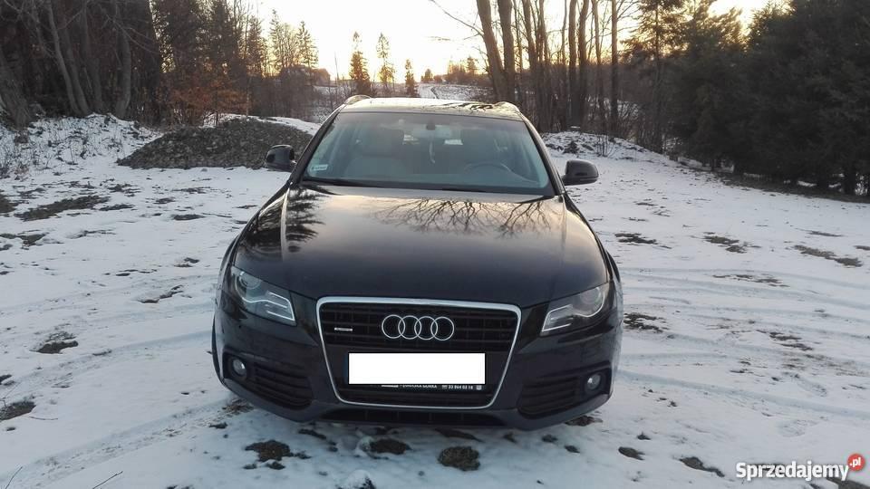 Audi A4 B8 30 Tdi Quattro Węgierska Górka Sprzedajemypl