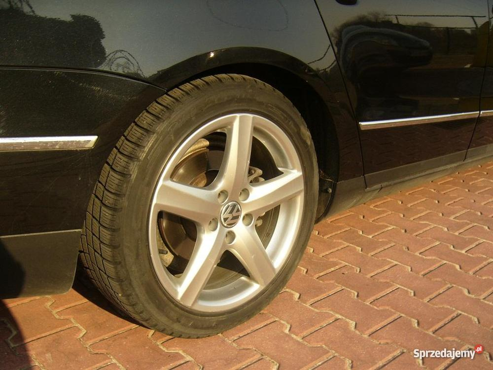 Felgi VW Passat B6 oryg 17 5x112 aluminiowe Warszawa
