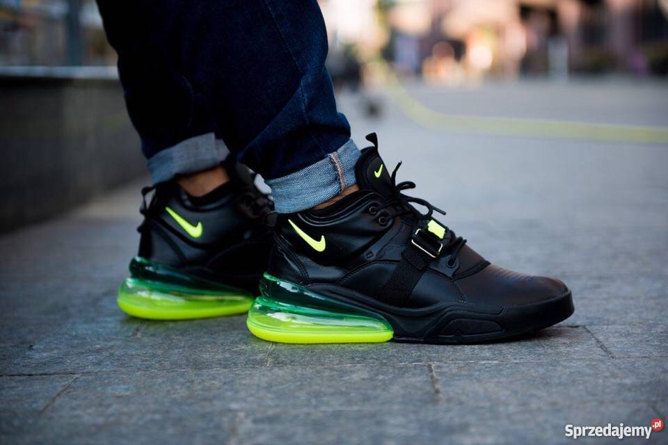 timeless design 83d0e 3099c Nike Air Force 270 r4145 Lublin