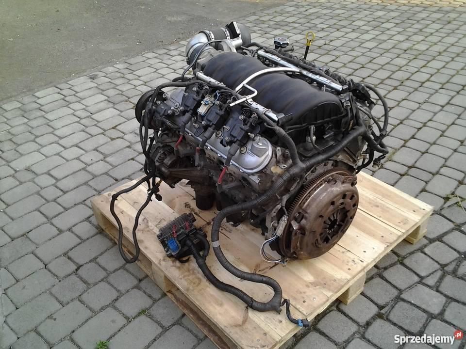 Silnik Ls V8