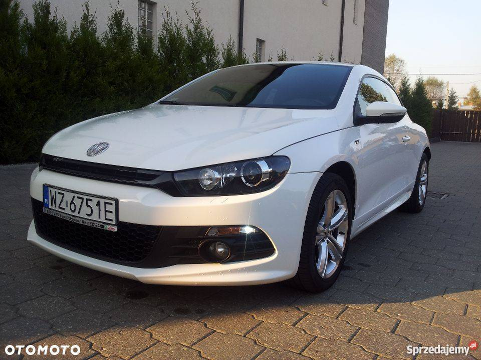 volkswagen scirocco r line 1 4 tsi 160 km 1 w a ciciel pl. Black Bedroom Furniture Sets. Home Design Ideas