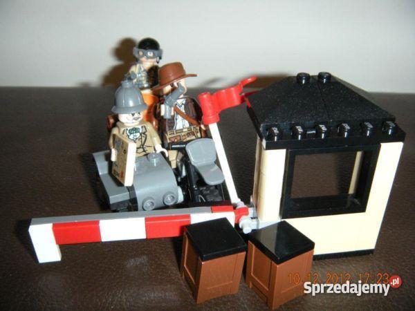 Klocki Lego Indiana Jones Sprzedajemypl