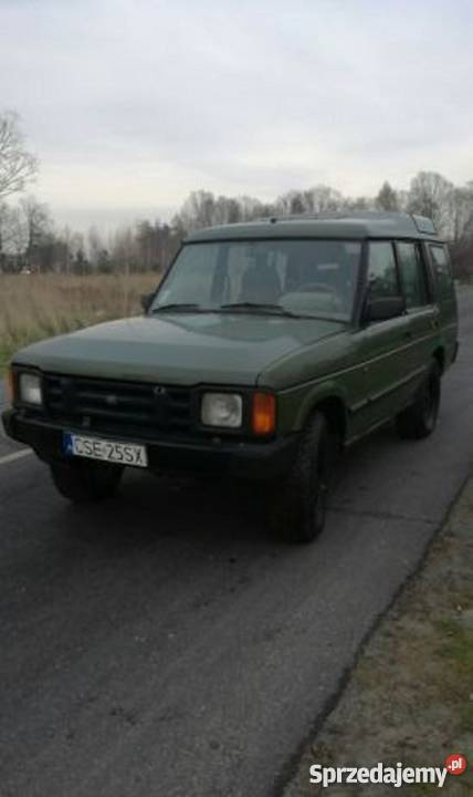 Land Rover discovery 25tdi