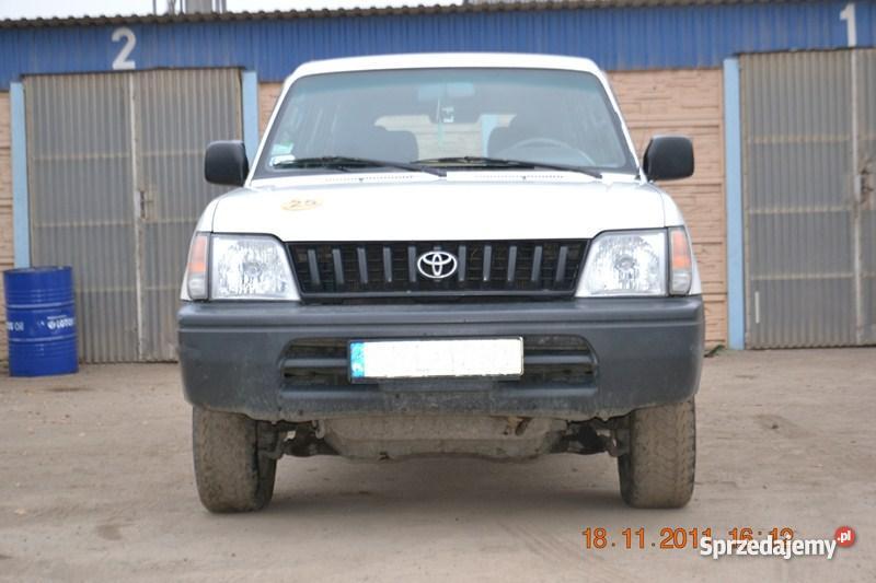Toyota Land Cruiser ABS Kłobuck