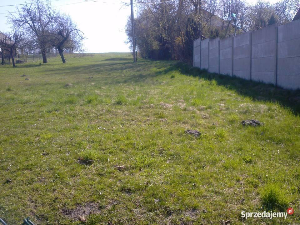 Działka budowlana 19a uzbrojona połozona w wsi Przyłęk