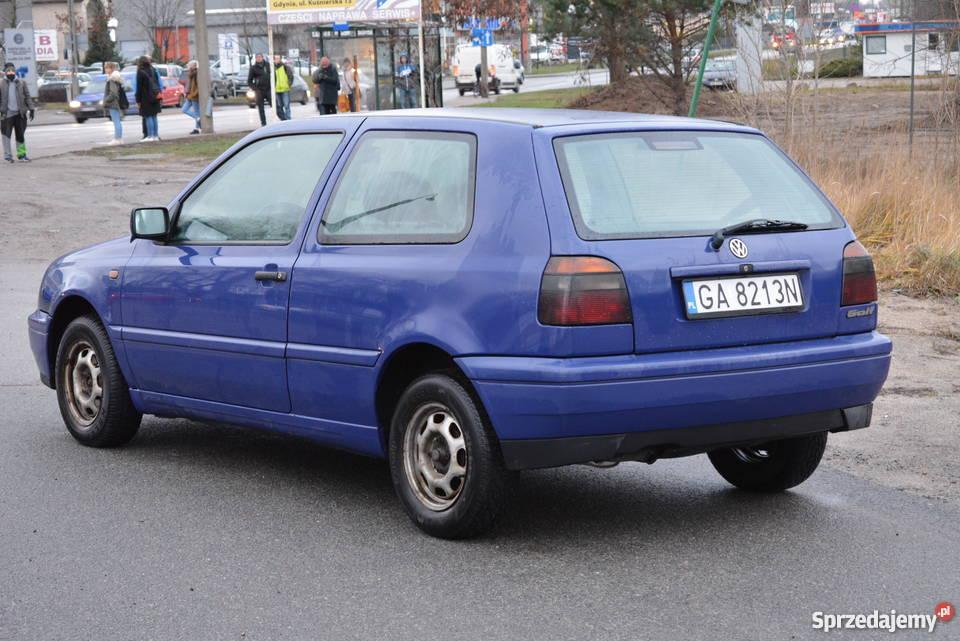 199714 BENZYNA751 WŁAŚCICEL 8 LAT STAN B Gdynia