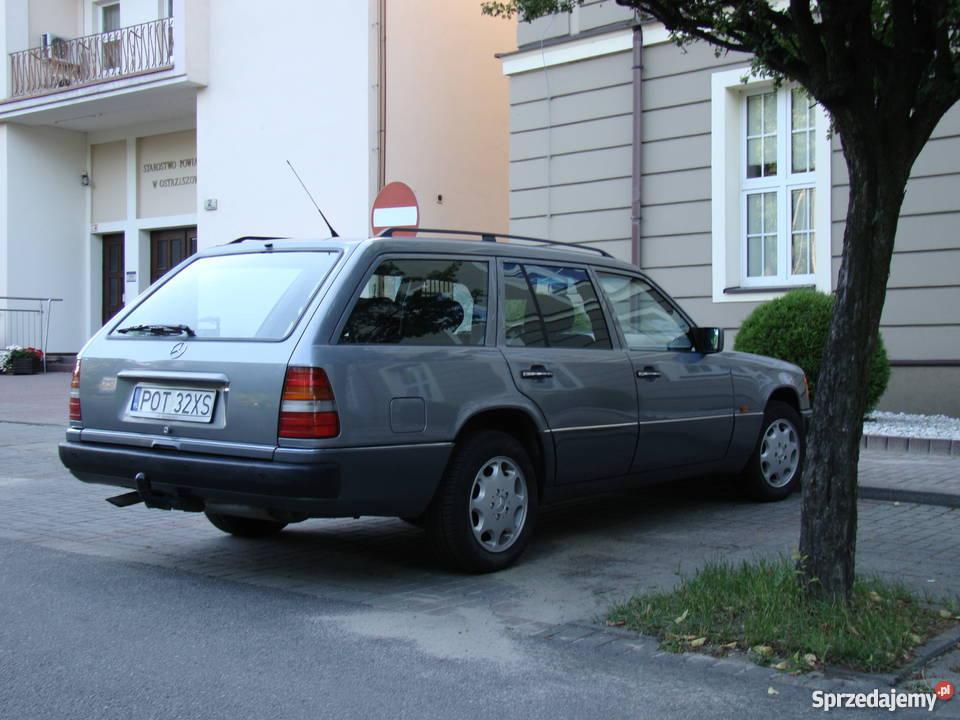 Mercedes W124 Kombi 2 Kpl K 243 ł Przegląd I Oc Do 04 2017