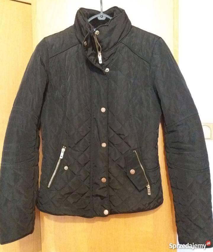68ad4c3001ae5 kurtka pikowana stradivarius - Sprzedajemy.pl