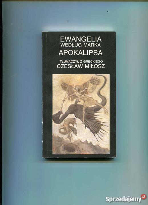 Ewangelia według Marka Apokalipsa zachodniopomorskie