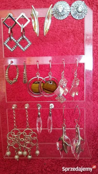 0630e808938206 Kolczyki srebrne 925 kol. 2 biżuteria srebrna - wyprzedaż Knurów ...