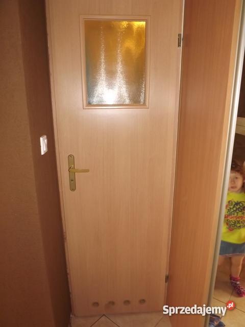 drzwi łazienkowe Drzwi i okna mazowieckie