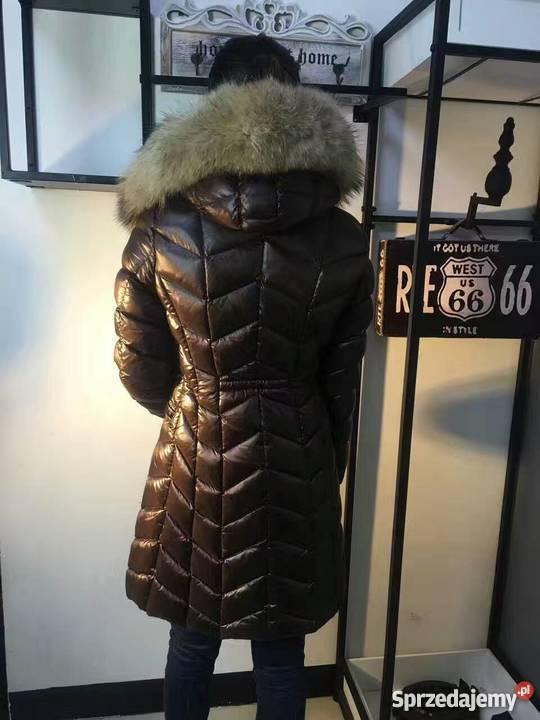 płaszcze damskie moncler