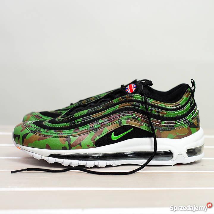 "Nike Air Max 97 ""UK Country Camo"" r41 45"