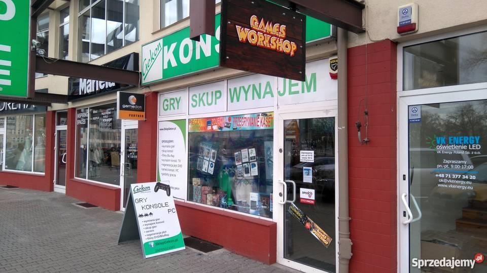 Konsola Xbox One pad gwarancja napisy Wrocław