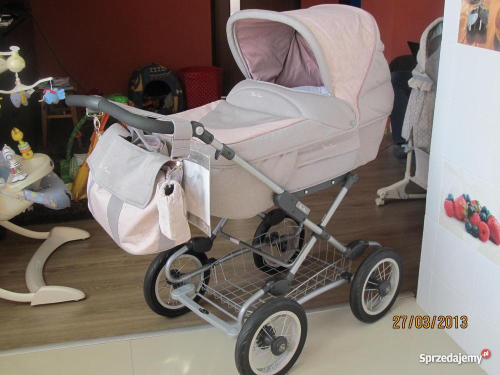 a27b51a7b23d0 Śliczny wózek Silver Cross na Gwarancji!!! - Sprzedajemy.pl