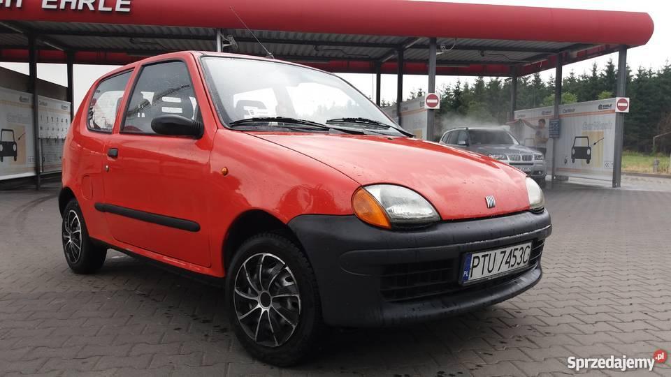 Fiat Seicento zadbany Września