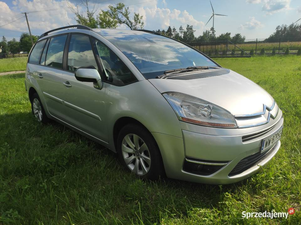 Citroën C4 Grand Picasso 7 osobowy