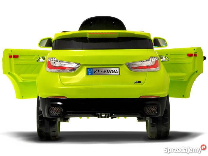 Auto na akumulator wersja X6pilot otwierane Piekoszów sprzedam