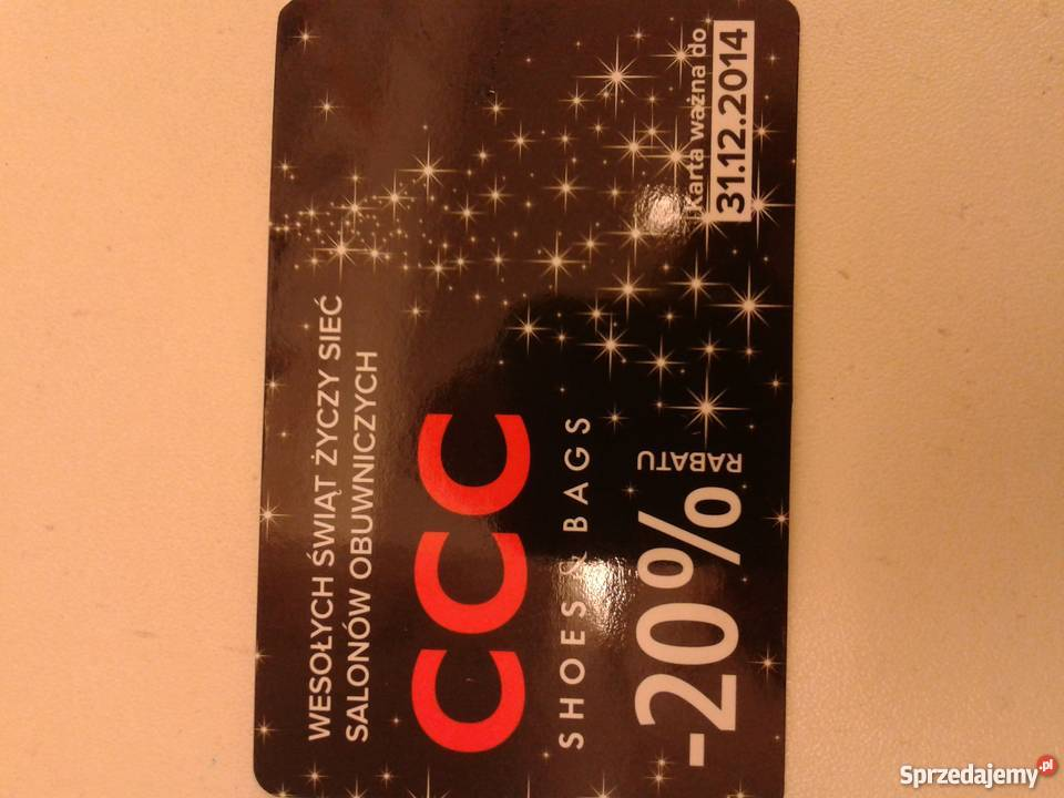 CCC, kupony Rabatowe - CCC, promocje