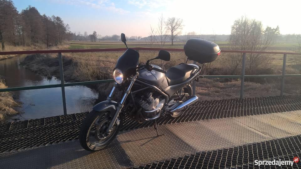 Yamaha xj600 naked zamienię na motory zPRLu Zagórów