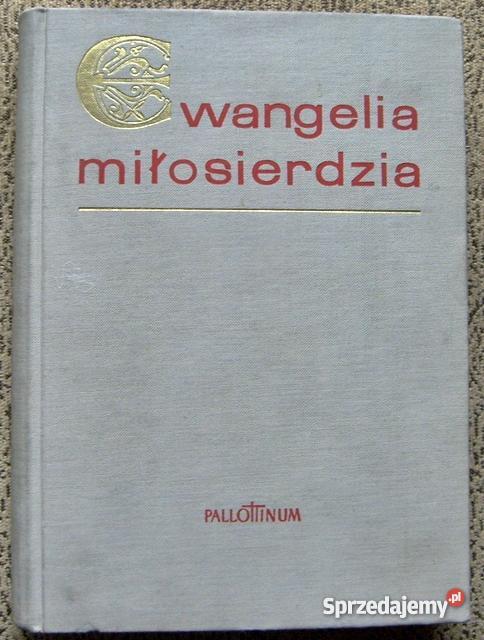 Ewangelia Miłosierdzia podred ks Wincentego Gran Gniezno