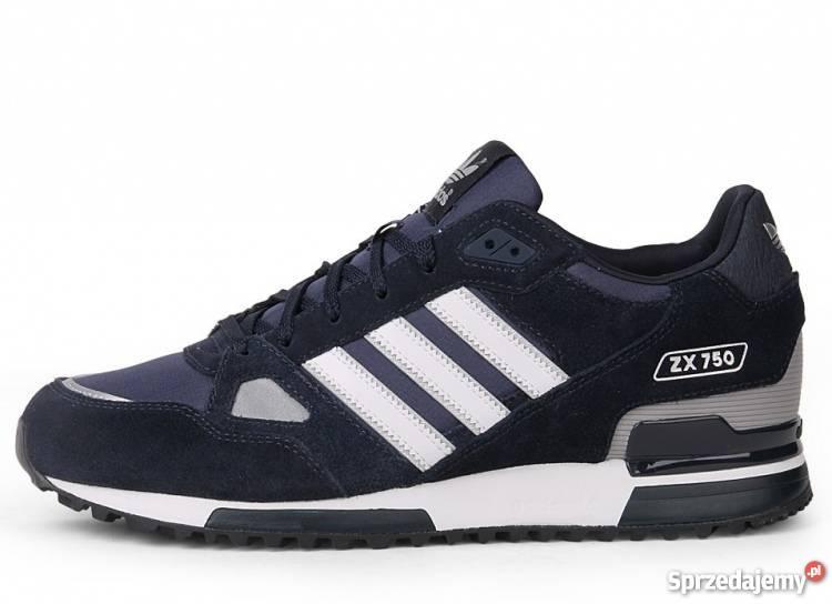 f516058ab5c1b Buty obuwie Adidas ZX 750 Nowy model hurt 41 do 46 Nowy Sącz ...
