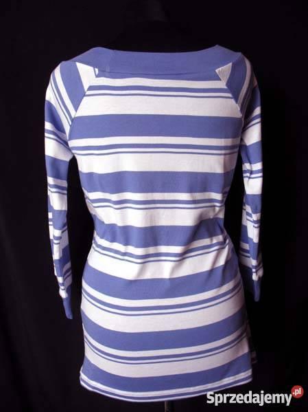 MODNA BLUZKA Tshirt TUNIKA 42 XL Tanio Odzież damska