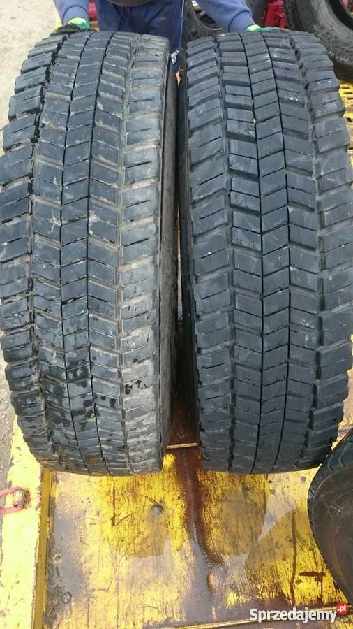 Opona ciężarowa SEMPERITO 31580R225 używana 22.5cale Stryszawa