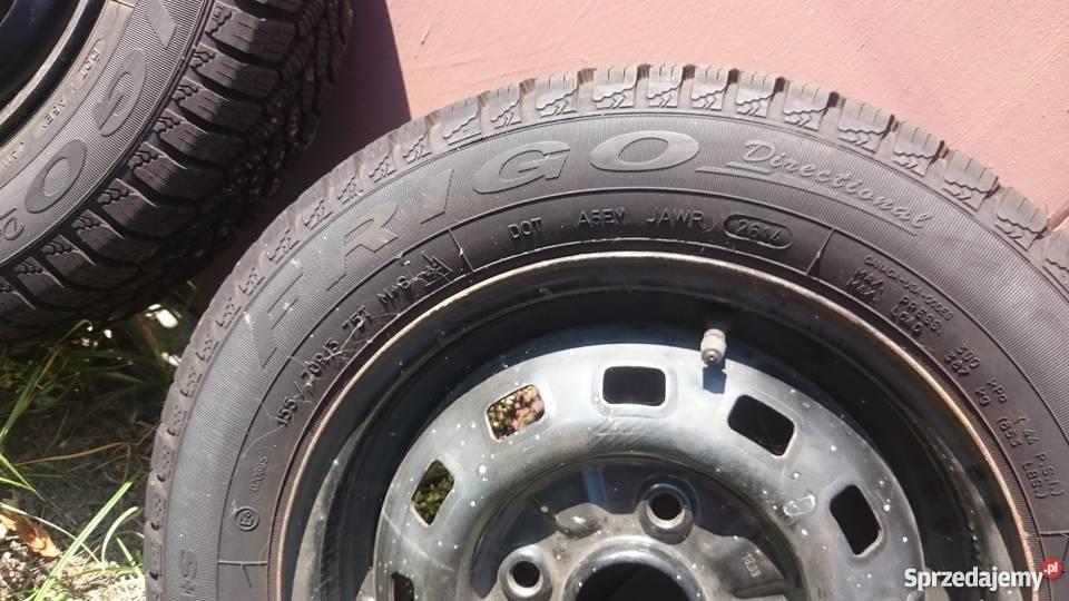 Daewoo Matiz Opony Sprzedajemypl