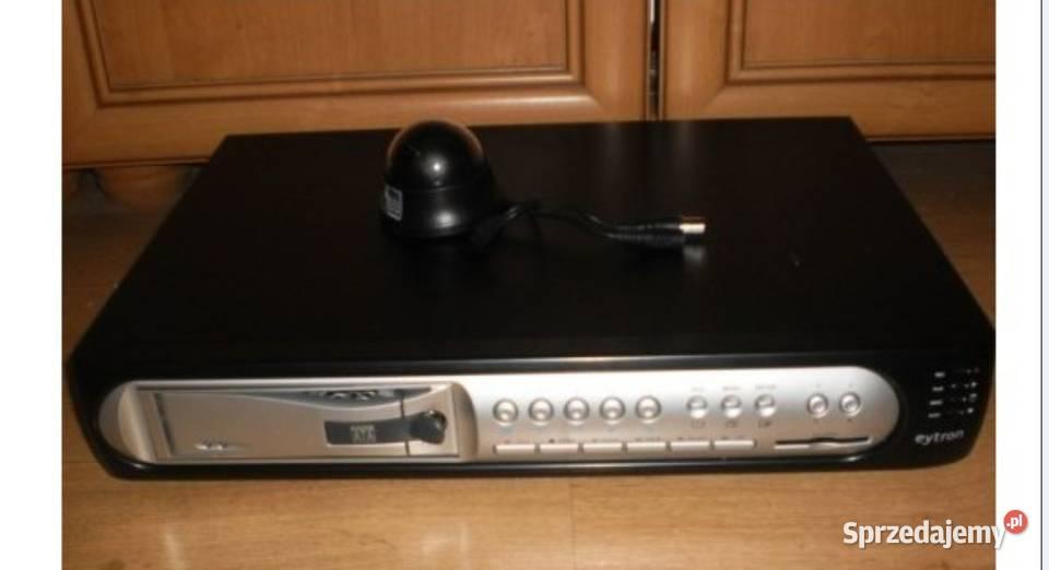 Rejestrator monitoringu MJPEG+kamera