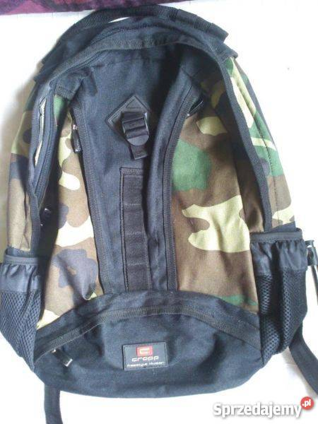 najbardziej popularny nowy design 100% autentyczny Plecak moro CROPP