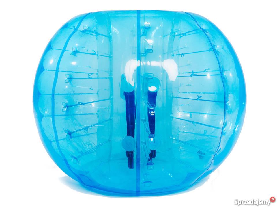 Dmuchane kule Bumper Ball do rozgrywek Bubble dolnośląskie Wrocław