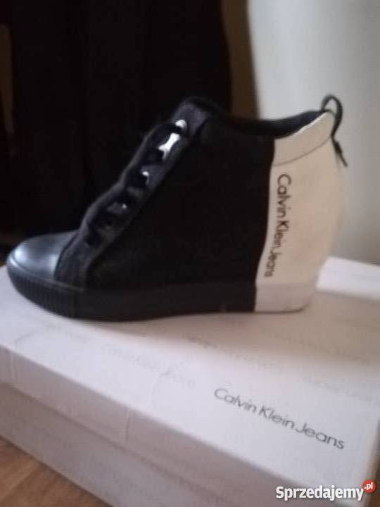 Calvin Klein damskie buty *NOWE*