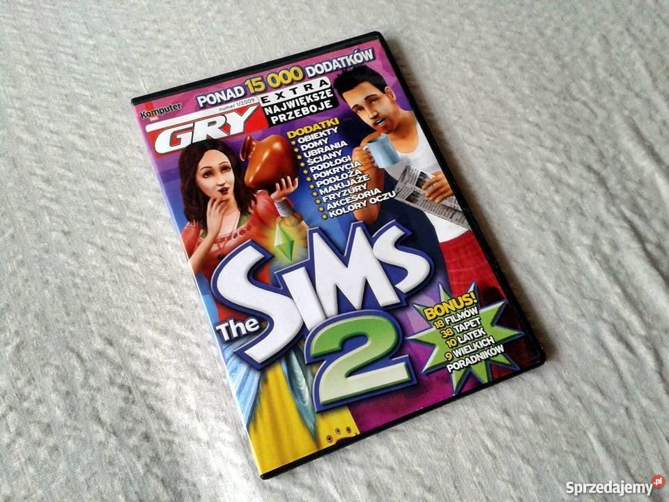 The Sims 2 Dodatki Pc Jak Nowe