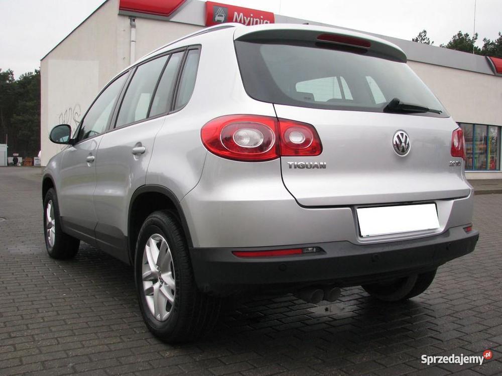 Do Volkswagen Tiguan 2009 elektryczne lusterka Włocławek sprzedam