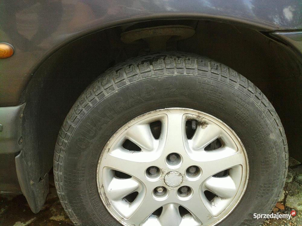 Chrysler Grand Voyager nieuszkodzony Brzeg