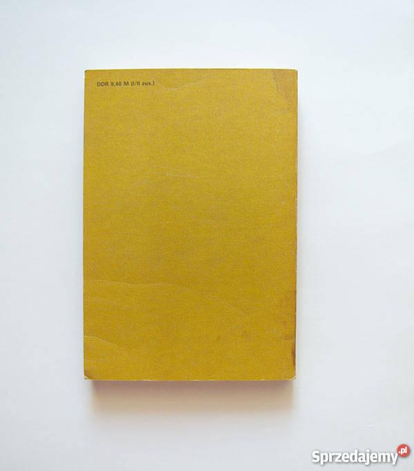 Deutsh ein lehrbuch fur auslander 2 lektion 1024 Rok wydania 1976 śląskie Katowice