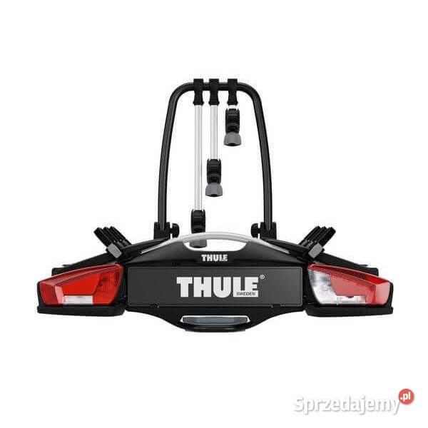 Thule VeloCompact 3 13-pin Bagażnik rowerowy na hak WARSZAWA