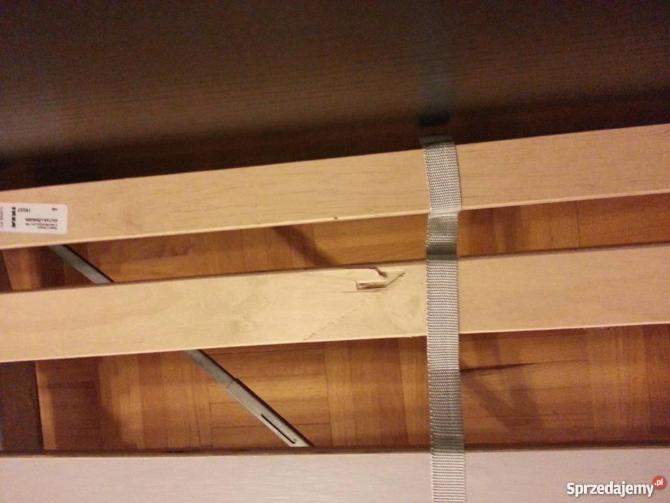 łóżko Malm Ikea Stelaże Pod Materac